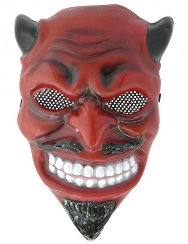 Djævel Maske til voksne