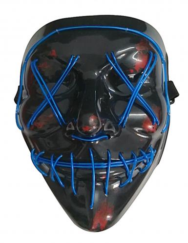 LED maske blåt lys til voksne-1