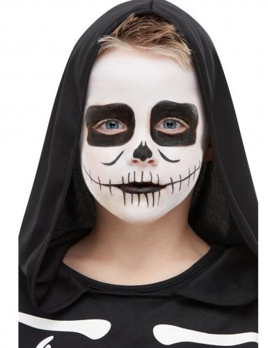 Sminke Sæt Skelet til børn