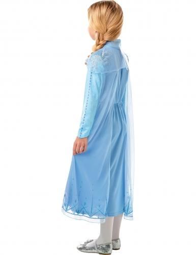 Elsa kostume Frost 2™ pige-2