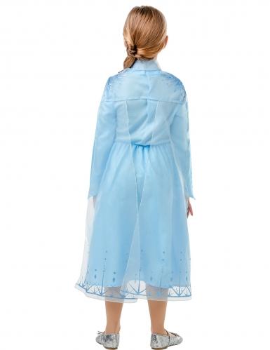 Klassisk Elsa kostume fra Frost 2™ pige-2