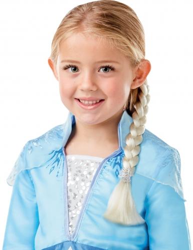 Kostume kit Elsa Frost II™ til piger-1