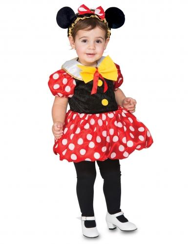 Lille sød musekjole kostume - pige
