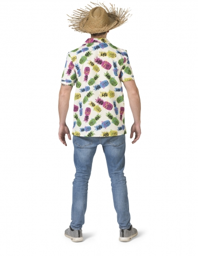 Ananas skjorte - mand-1