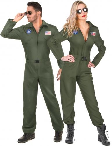 Par kostume piloter - voksen