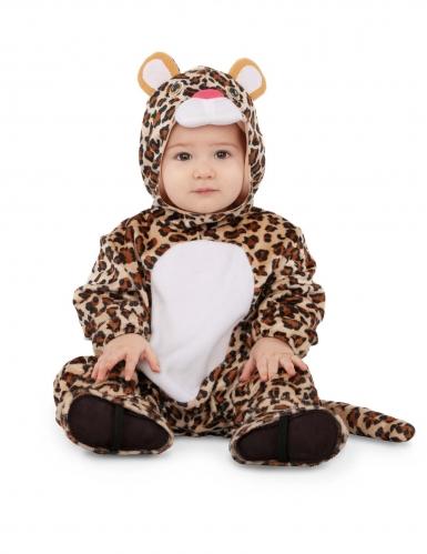 Leopard kostume - baby
