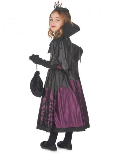 Flagermus kjole kostume - pige-2