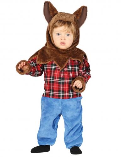 Varulv kostume - baby