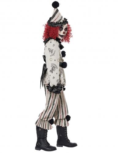 Den skrækkelige klovn kostume - barn-2