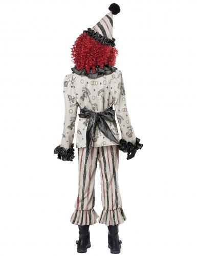 Den skrækkelige klovn kostume - barn-3