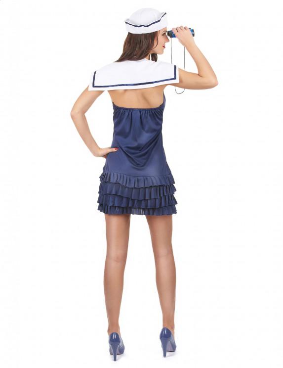 Kostume sexet matros til kvinder, køb Kostumer til voksne