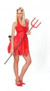 Djævel - udklædning kvinde Halloween
