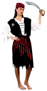 Kostume pirat kvinde