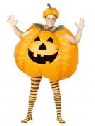 Udklædning oppusteligt græskar halloween voksen