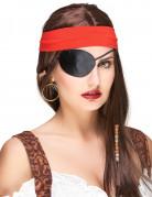 Øjeklap pirat voksen