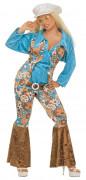 Kostume hippie kvinde