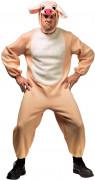 Kostume gris mand