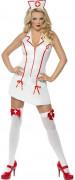 Sexet sygeplejerske - udklædning kvinde