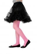 Strømpebukser lyserøde til piger