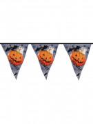 Guirlande græskar Halloween