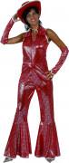 Kostume disker rød til kvinder