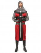 Udklædning middelalderridder mand