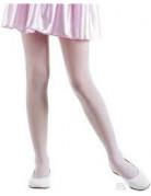 Strømpebukser matte lyserøde barn