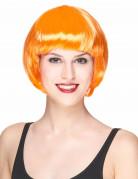 Paryk kort hår orange