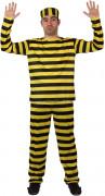 Fange - udklædning