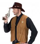 Falsk cowboy pistol 26 cm
