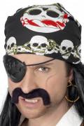 Pirattørklæde Voksen