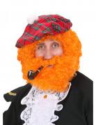 Paryk skotsk orange til mænd