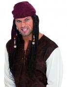 Piratpatyk med dreadlocks til mænd