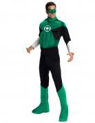 Green Lantern™ - Superheltedragt - udklædning voksen