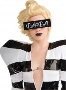 Sorte Lady Gaga™ briller