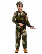 Soldat - udklædning til børn