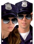 Politi briller voksen