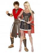 Parkostume romerske gladiatorer