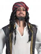 Sort piratparyk til mænd