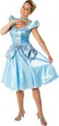 Kostume Askepot Disney™ kvinde