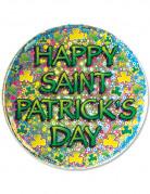 Badge med Happy Saint Patricks Day