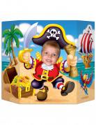 Fotoplade pirat