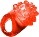 Magisk ring med LED rød