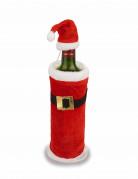 Julemandsdragt til flaske
