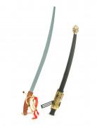 Krigssværd i plastik 68 cm