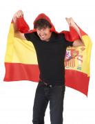 Kappe til at heppe på Spanien