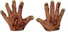 Zombiehandsker voksen Halloween