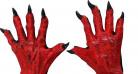 Djævlehænder voksen Halloween