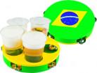 Tamburin holder Brasilien