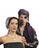 Sæt med pirat-tilbehør